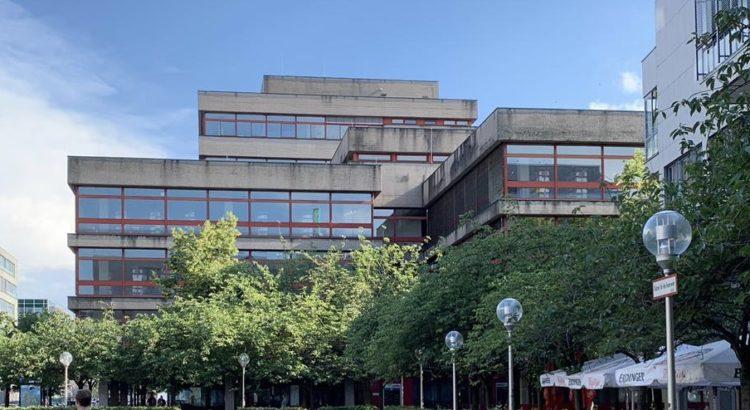 Stadtbibliothek Neumarkt Köln
